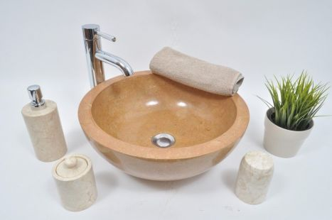 Kc-p red c 40 cm wash basin...