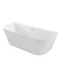 Erosi onyx ii e wash basin overtop