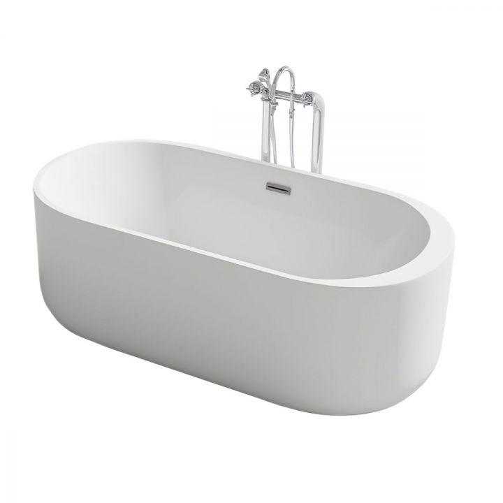Cada EGO-MOL, 170x80x58 cm, acril sanitar tratat Mirror Coat, free-standing