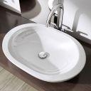 Erosi i d wash basin overtop
