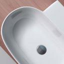 Erosi i e wash basin overtop