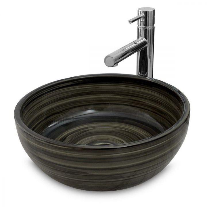 Lavoar EGO-CL, 41x41x15 cm, montaj pe blat,ceramica sanitara