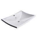 Erosi i f wash basin overtop