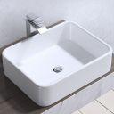 Kc-fma grey jz 40 cm wash basin overtop