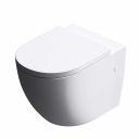 Rk-m grey d 50x40x15 cm wash basin overtop