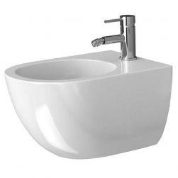 Bideu EGO-Carter, Alb lucios,ceramica sanitara, montaj suspendat