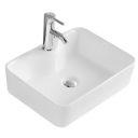 Rk-m cream c 50x40x15 cm wash basin overtop