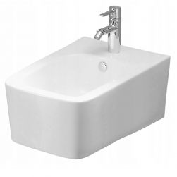 Bideu EGO-Rico, ceramica sanitara, montaj suspendat