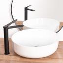 Rcu-m cream e 50x35 cm wash basin overtop