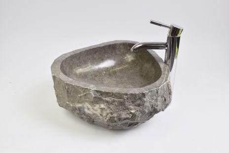 Lavoar piatra Ego EROSI Grey KK1 doreng wash basin overtop