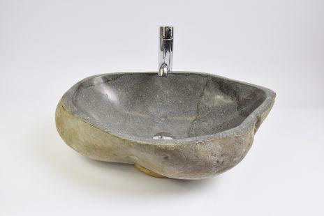 Lavoar piatra Ego RIVER STONE RSB3 Z4 wash basin overtop