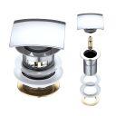 Ventil EGO PU03 si PU06, push-up open, cu sau fara preaplin, design deosebit