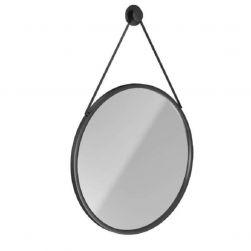 Oglinda rotunda, cadru si...