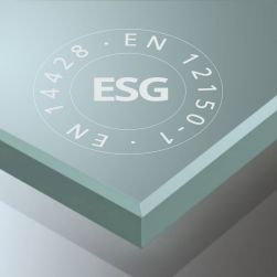 Cabina EGO-01, 2 usi batante ,sticla securizata transparenta sau mata
